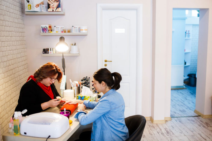 salon manichiura bucuresti - cinnamon beauty salon