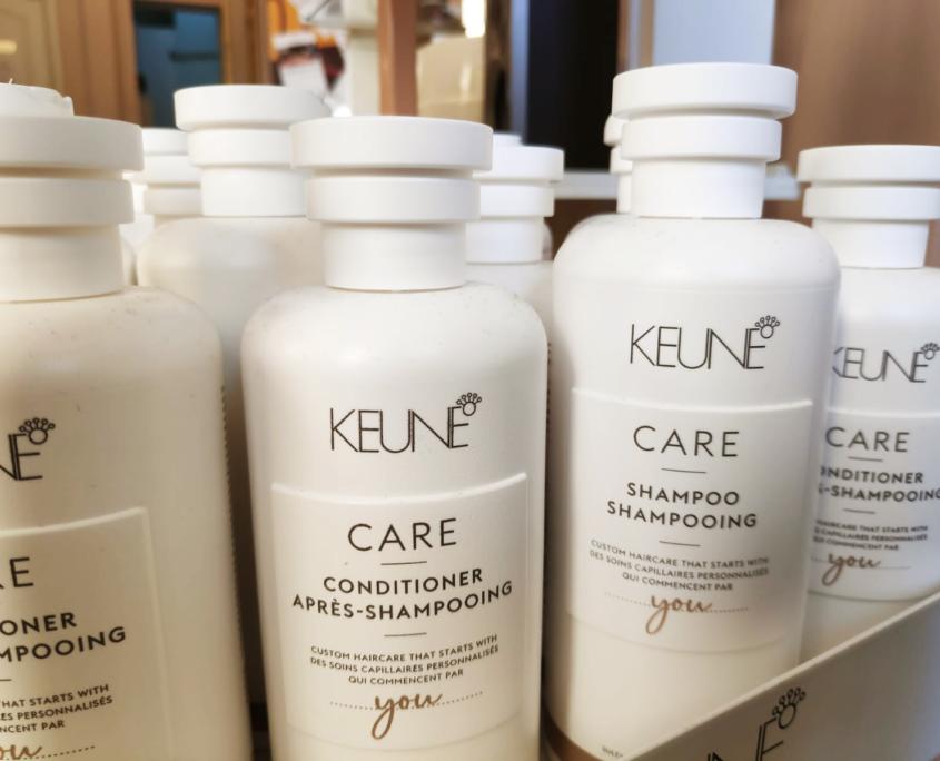 Keune cinnamon beauty salon