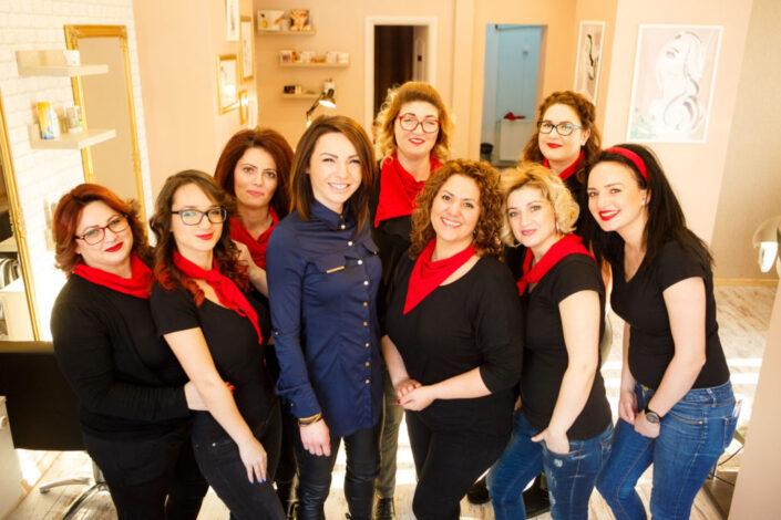 salon de infrumusetare - Cinnamon Beauty Salon Traian