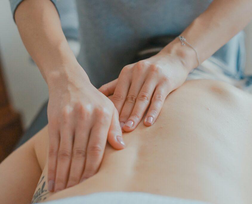 salon de infrumusetare - masaj